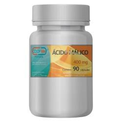 Ácido Málico 400 mg - 90 cápsulas