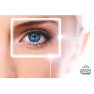 Contorno dos Olhos Efeito 3D Antiolheiras - 10 gramas